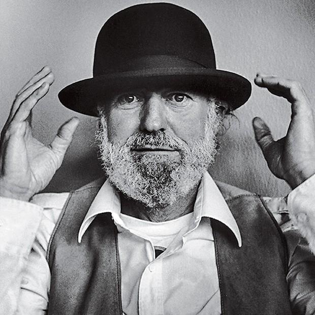 Literatura: o poeta, editor, pintor e livreiro Lawrence Ferlinghetti (Foto: Getty Imagens / Buyenlarge)