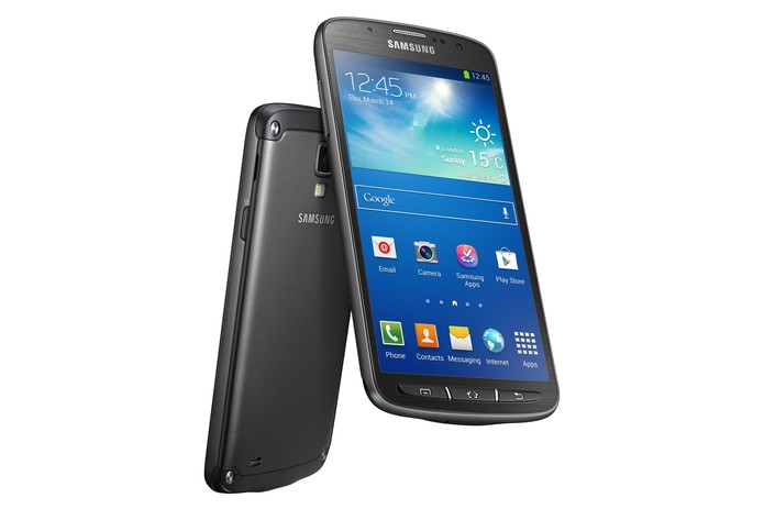 Galaxy S4 Active pode ser utilizado embaixo d'água e é resistente à quedas (Foto: Divulgação/Samsung) (Foto: Galaxy S4 Active pode ser utilizado embaixo d'água e é resistente à quedas (Foto: Divulgação/Samsung))