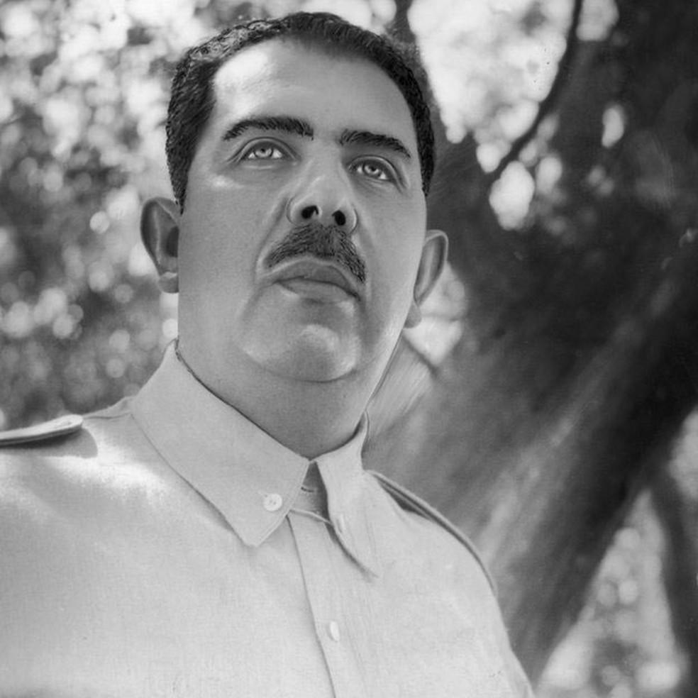 presidente mexicano Lázaro Cárdenas del Río (1895-1970) autorizou a legalização das drogas no México em 1940 (Foto: Getty Images/BBC)