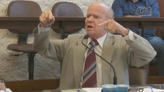 Vereador é alvo de pedido de cassação após ofender manifestantes: 'Não quero voto. Enfiem no rabo'