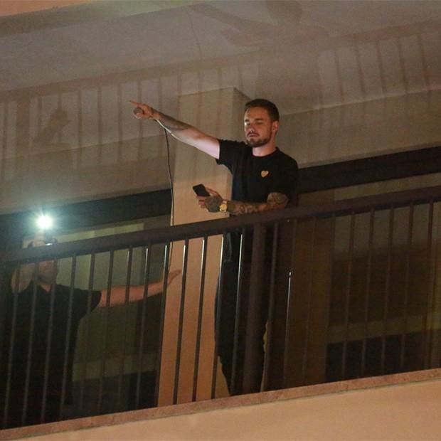 Liam Payne (Foto: Dilson Silva/ AgNews)