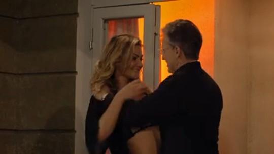 Mario sai do armário e Luiziane trai Alessanderson com Sebonetti em 'Pé na Cova'; reveja!
