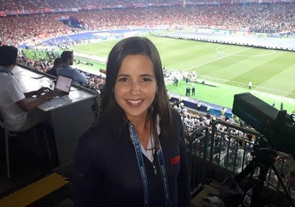 Natalie Gedra (Foto: Reprodução)