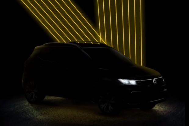 Volkswagen SUV (Foto: Reprodução/Facebook)