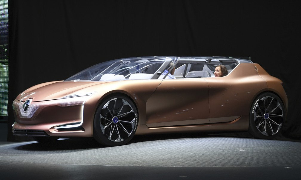 Renault Symbioz Concept (Foto: Arne Dedert/dpa via AP)