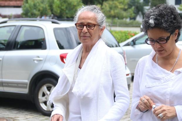 Maria Bethânia (Foto: Daniel Pinheiro/AgNews)