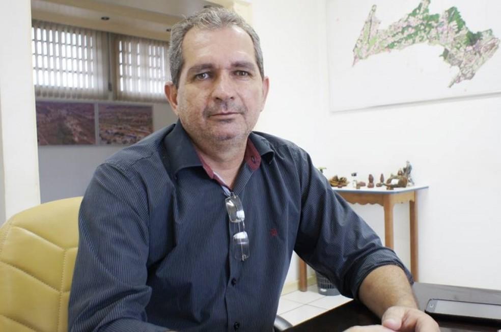 Secretário municipal de saúde Itamar Martins Bonfim (Foto: Prefeitura de Tangará da Serra)