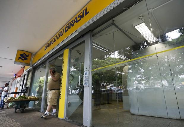 Agência do Banco do Brasil (BB) (Foto: Marcelo Camargo/Agência Brasil)