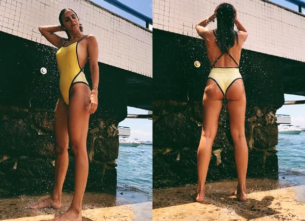 Livia Cady, a cunhada de Ivete Sangalo (Foto: Reprodução Instagram)