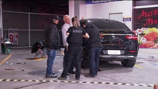 Advogado é morto a tiros em posto de combustíveis em SP