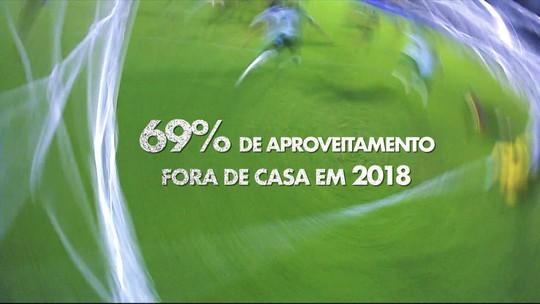 Espião Estatístico: Palmeiras conta com ótimo desempenho fora de casa para passar pelo Cruzeiro