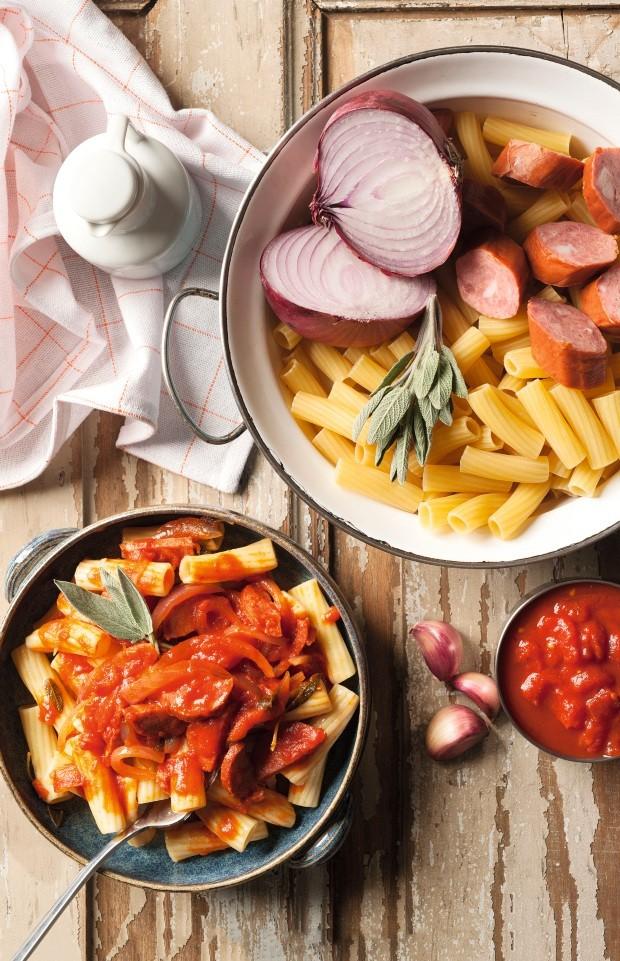 10 receitas para um jantar rápido e delicioso