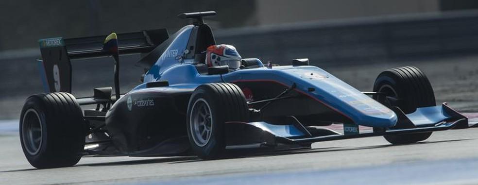 Tatiana Calderón disputará temporada da GP3 em 2018 (Foto: Divulgação)