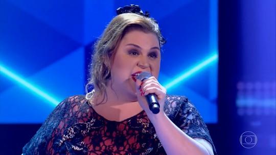 Confira a estreia de Renata Versolato no 'The Voice Brasil'