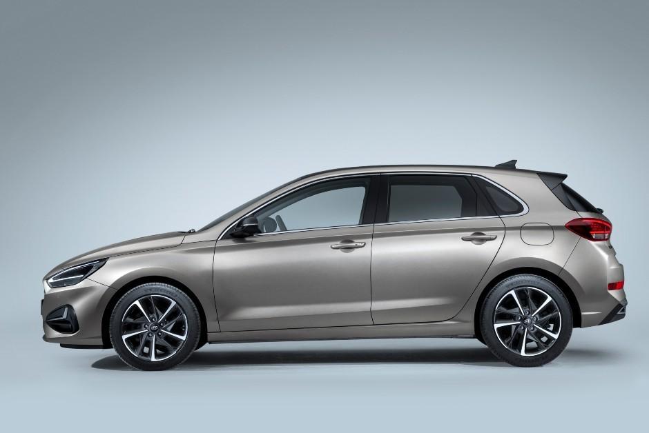 Novo Hyundai i30 - Perfil (Foto: Divulgação/Hyundai)