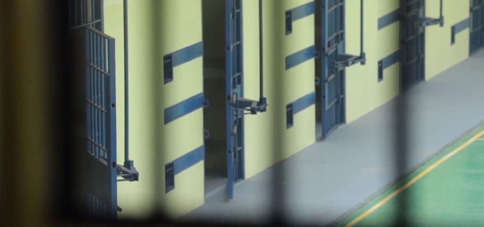Dois CDPs de Pacaembu têm celas automatizadas — Foto: Governo do Estado/Divulgação