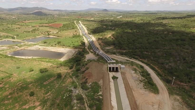 Governo Federal tem dívida de R$ 25 milhões em repasse para obras do canal Acauã-Araçagi, diz secretário na PB - Notícias - Plantão Diário