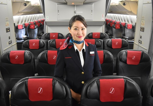 Japan Airlines (Foto: Reprodução/Facebook/JAPAN AIRLINES (JAL))