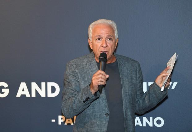 Paul Marciano renuncia à presidência do conselho de administração da Guess após acusação de assédio sexual (Foto: Getty Images)