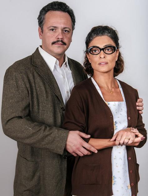 Danton Mello e Juliana Paes (Foto: André Cherri)