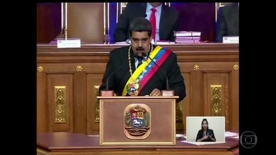 Maduro anuncia aumento de 300% no salário mínimo na Venezuela