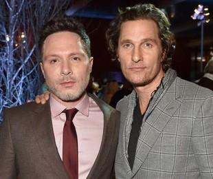 Nic Pizzolatto e Matthew McConaughey | Reprodução