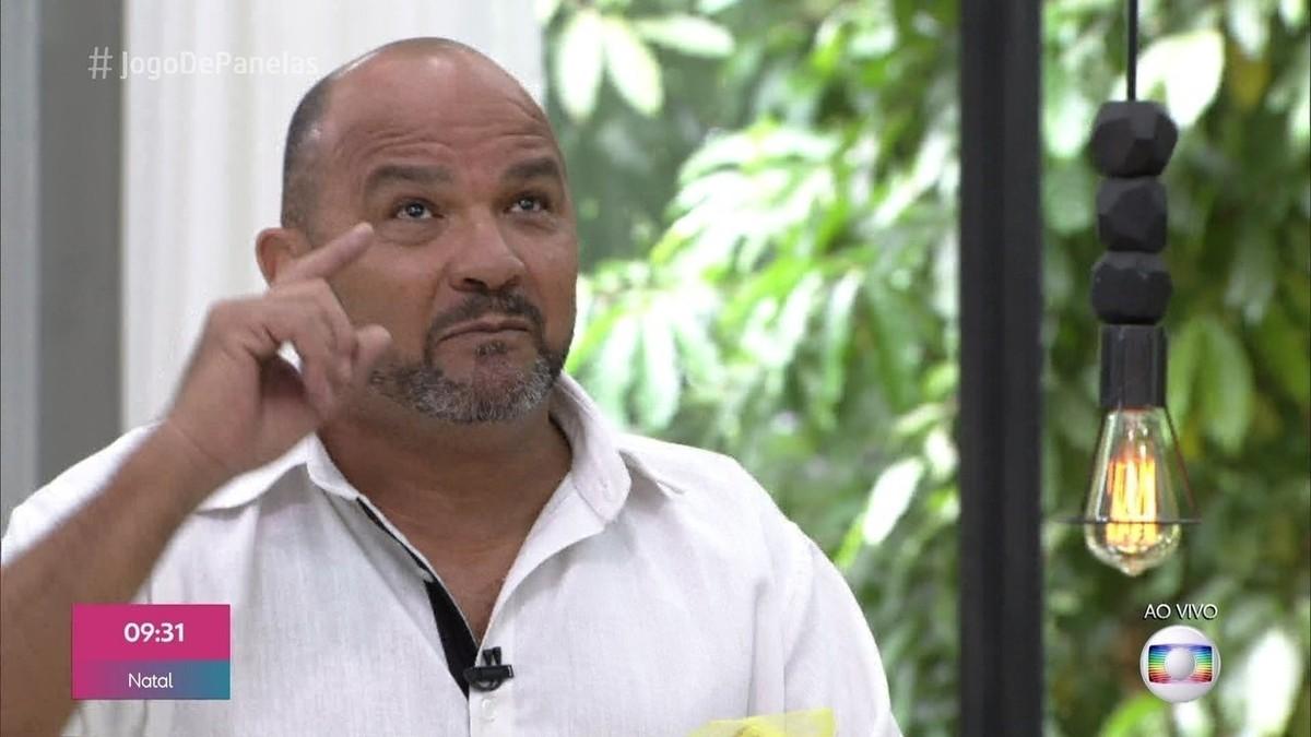 'Jogo de Panelas Cabo Frio': veja como foi o jantar de Gilberto - gshow