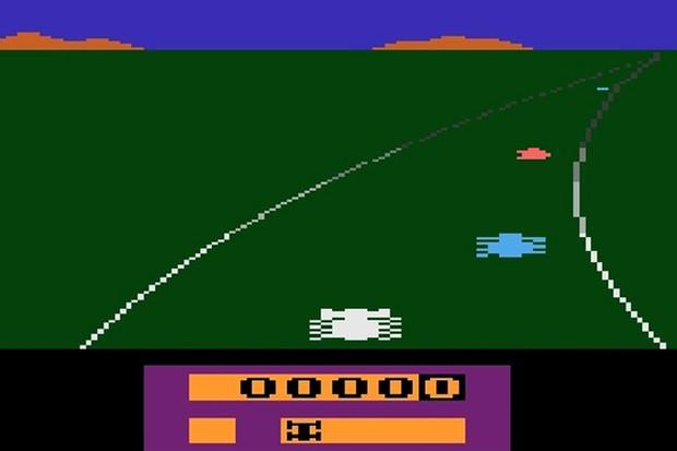 Enduro (Foto: Reprodução/Classic Game Room Wiki)