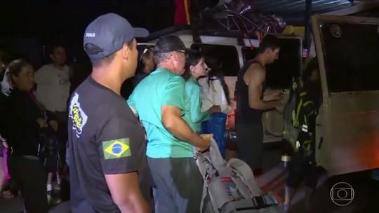 04f2867e36 Brasileiros conseguem voltar ao país após negociação do Itamaraty