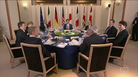 G7 quer políticas econômicas 'mais dinâmicas e equilibradas'