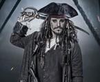 Bruno Gagliasso como Jack Sparrow | Divulgação