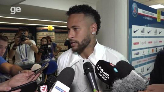 """Triste com vaias, Neymar admite que queria deixar PSG: """"A partir de agora será como jogar todo jogo fora de casa"""""""