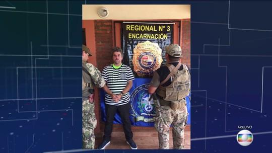 Traficante brasileiro Marcelo Piloto matou jovem de 18 anos em cela no Paraguai; objetivo é evitar extradição, diz Ministério Público