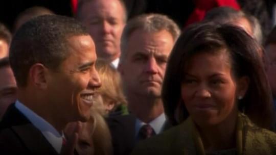 Arquivo N relembra os 10 anos da posse de Obama
