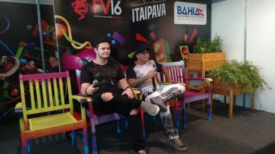 Após FV, Matheus e Kauan anunciam participação no carnaval de Salvador