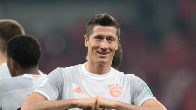 Lewandowski Al Ahly x Bayern de Munique Mundial