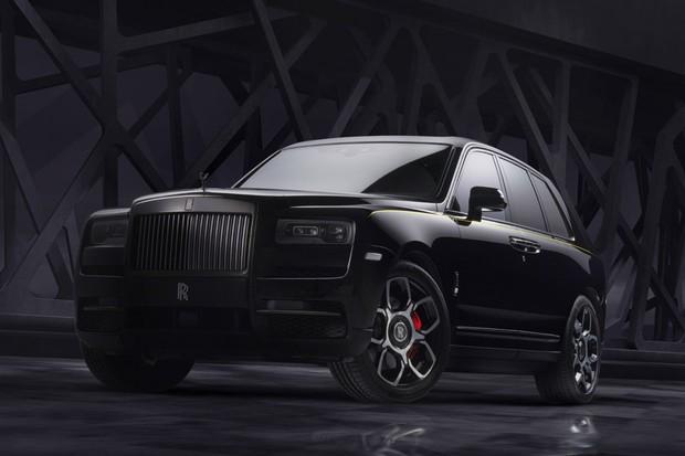 Rolls-Royce Cullinan Black Bladge (Foto:  Divulgação)