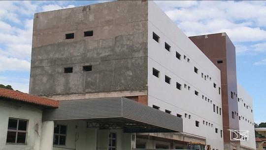 Novo prédio do hospital da criança não tem prazo para inauguração