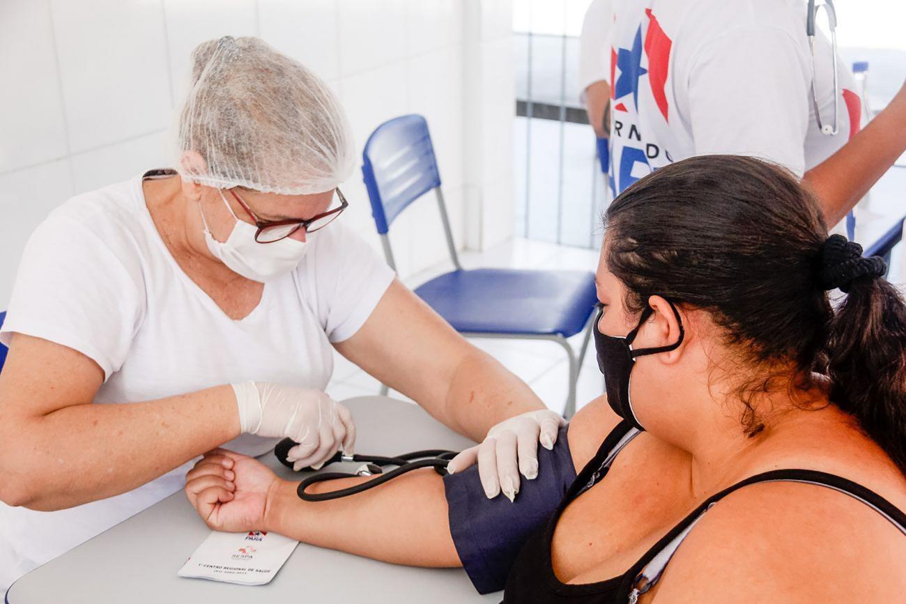 'Ter Saúde' amplia atendimento médico neste final de semana, na Grande Belém
