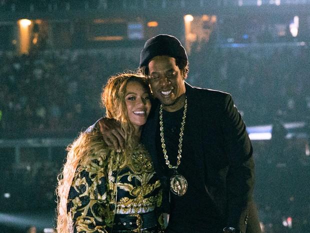 Beyoncé na reta final da tour com Jay Z (Foto: Instagram/Reprodução)