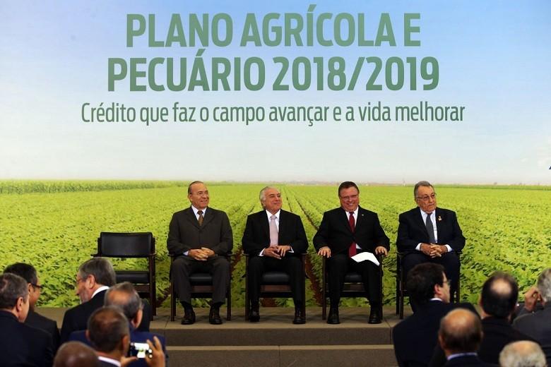 plano de safra (Foto: Antonio Cruz/Agência Brasil)