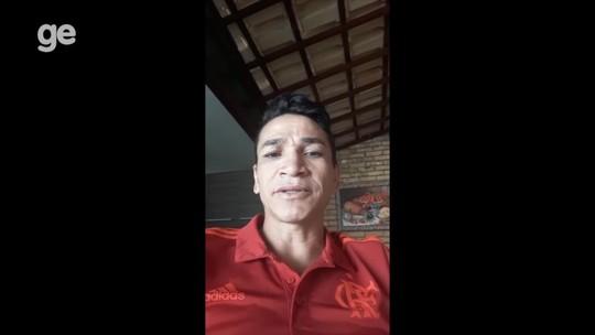 Ex-zagueiro Ronaldo Angelim vai participar de jogo solidário em Petrolândia