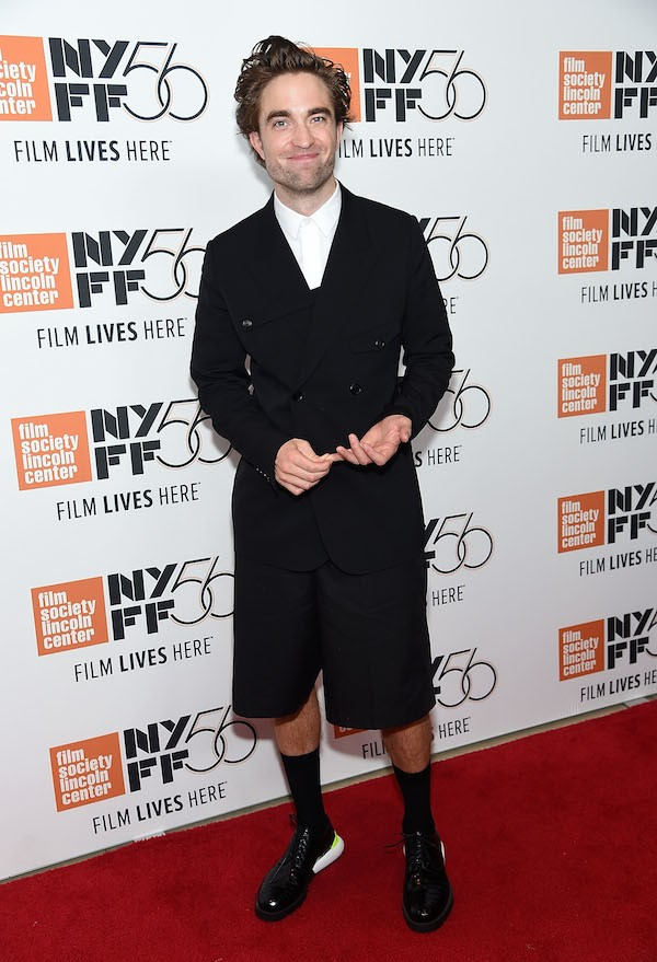 O ator Robert Pattinson  (Foto: Getty Images)