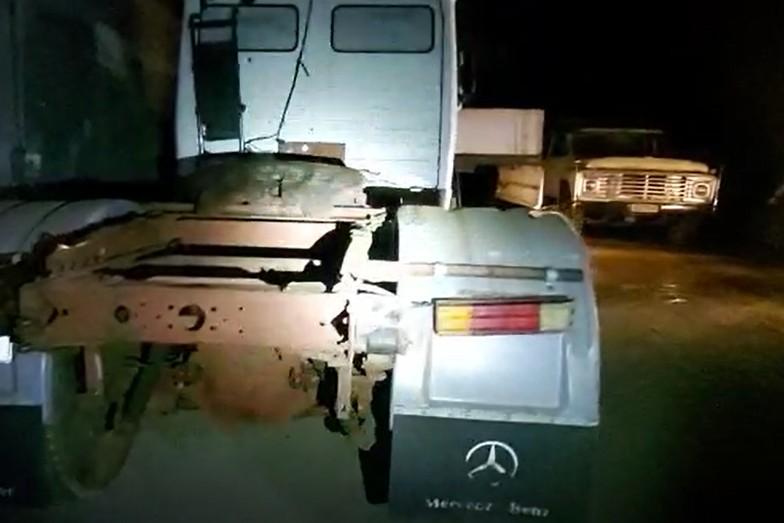 Quadrilha é presa em barracão que escondia caminhões e cargas roubadas em Piracicaba