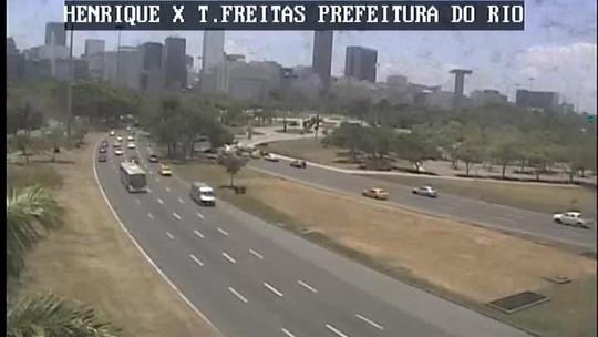 Vídeo mostra carro de Caio Junqueira saindo da pista em acidente