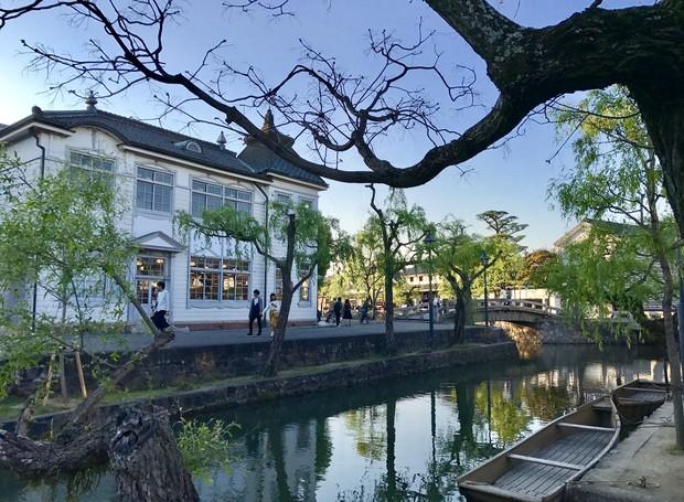 Kurashiki Bikan Centro Histórico (Foto: Reprodução/ Pinterest)