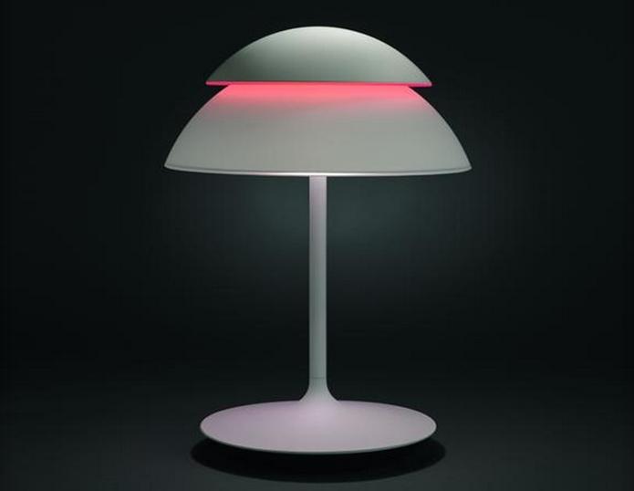 Philips lança nova luminária com duas fontes de luz (Foto: Divulgação)