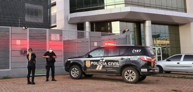 Polícia Civil investiga fraude de R$ 70 milhões em planos de saúde no DF e em 3 estados