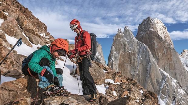 esporte; roupa; montanha; (Foto: Divulgação)