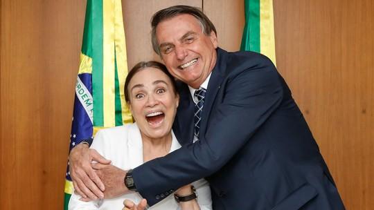 Foto: (Carolina Antunes/PR)